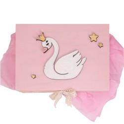"""Кутия за спомени """"Лебед"""""""